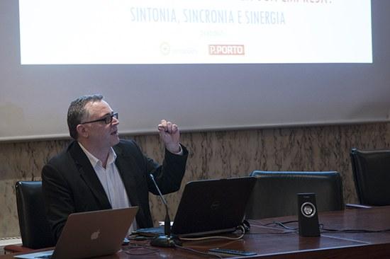 P.PORTO PEA | Seminário Sintonia, Sincronia e Sinergia | AnnaAlmeida©
