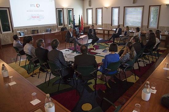 .PORTO PEA | Apresentação do modelo de formação e consultoria da IFTL | JoséMorais©CCIC