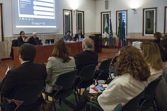 Seminário de Internacionalização e Empreendedorismo | AnnaAlmeida©