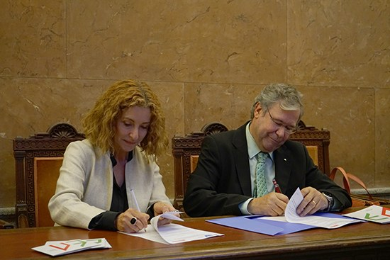 Protocolo Politécnico do Porto IESIDE / Afundácion | TeresaSilva©