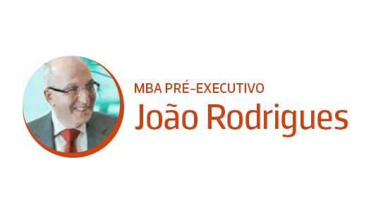 Coordenador do MBA Pré-Executivo em entrevista