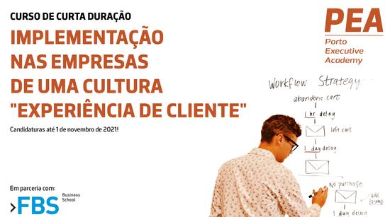 """Implementação nas Empresas de Uma Cultura """"Experiência de Cliente"""""""