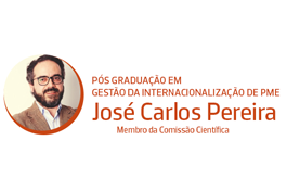 Membro da Comissão Científica da Pós-Graduação em Gestão da Internacionalização de PME