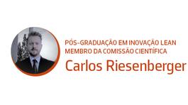 Membro da Comissão Cientifica da Pós-graduação em Inovação Lean